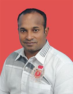Fr Baskar Antony S. - Prov. Coordinator of SUPAM